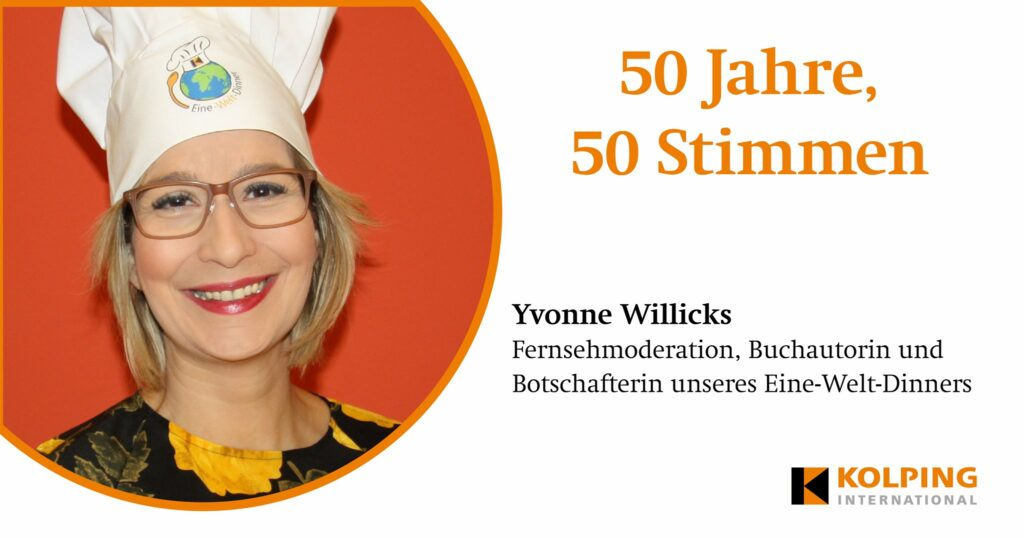 50 years – 50 voices
