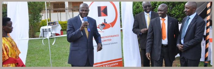 Kolping Micro Finance Uganda ltd (KMF)